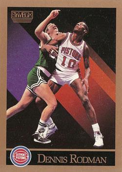 Dennis Rodman 90-91 Skybox