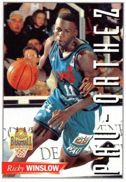 Winslow Pau 1995