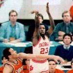 Keith Smart 1987 NCAA