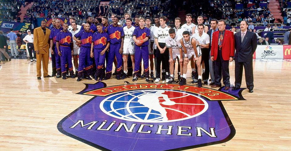 Phoenix Suns Munich, McDonald, 1993