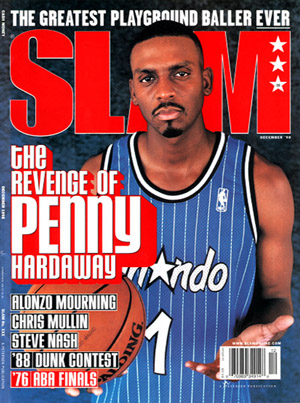 Penny Hardaway Orlando Magic