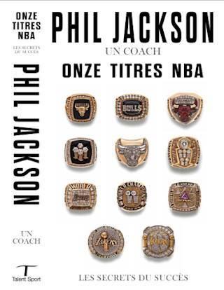Phil Jackson un coach onze titres