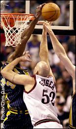 Indiana Pacers - Philadelphia Sixers