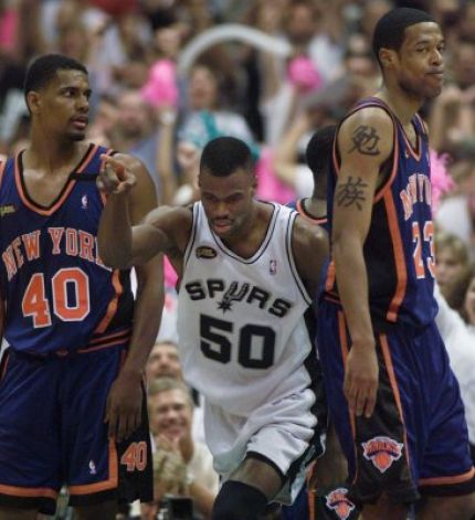 David Robinson. 1999, NBA Finals - Game 2
