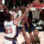 Marcus Camby Knicks 1999