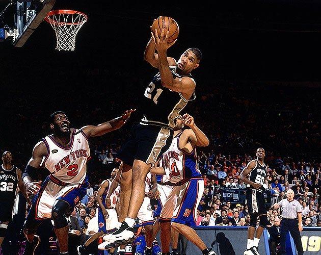 Tim Duncan 1999 Game 3