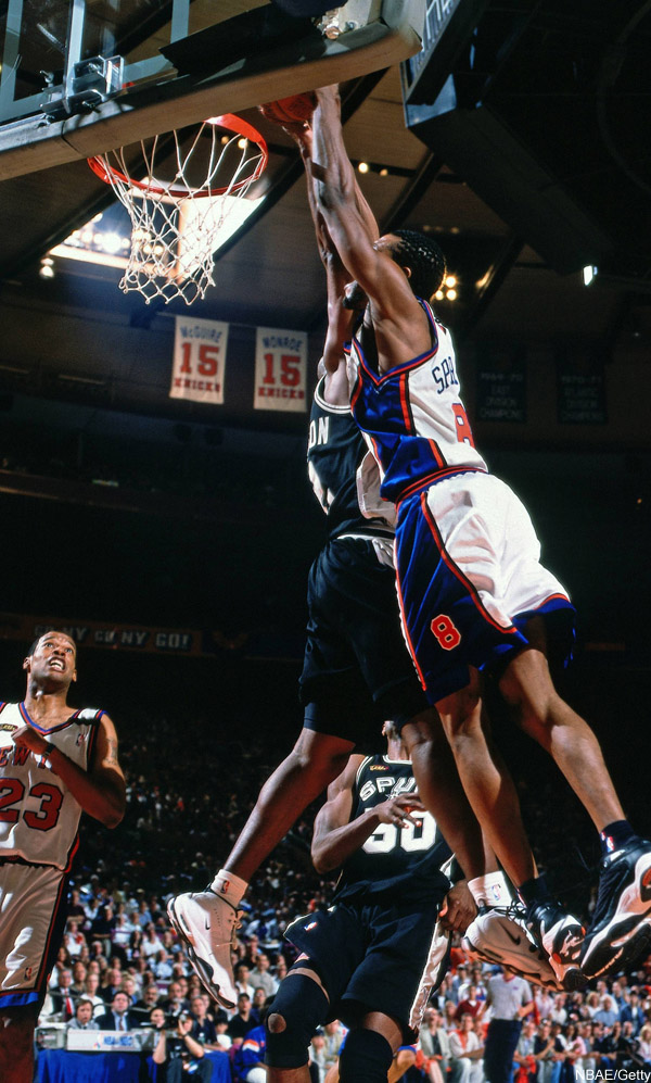 1999 NBA Finals Game 5: San Antonio Spurs vs. New York Knicks