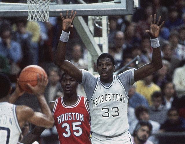 Ewing Olajuwon 1984