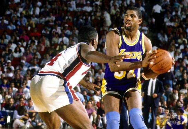 Lakers - Magic Johnson