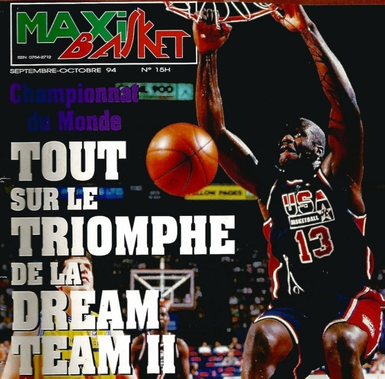 Maxi Basket HS 15 - Septembre octobre 1994