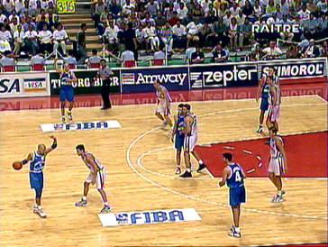 Yougoslavie - Russie, 1998