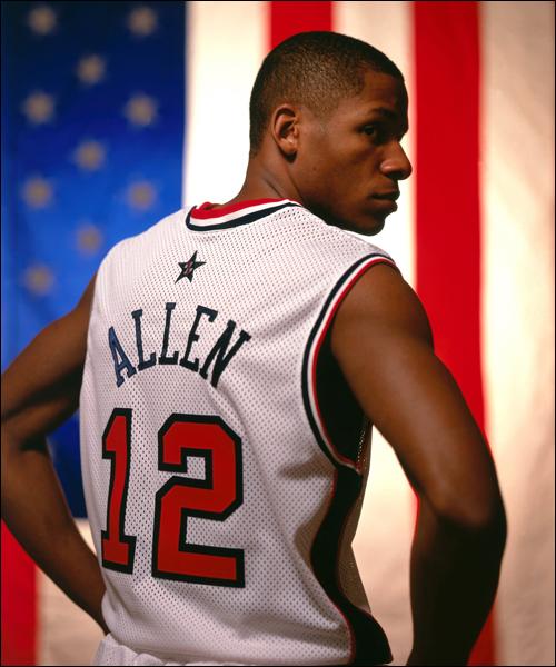 Ray Allen 2000