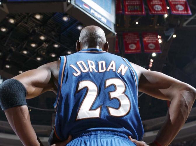 Washington Wizards (AndyDrake) MJ