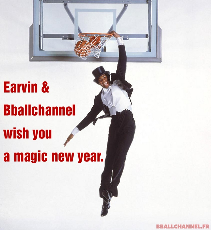 Magic new year 2015 Bballchannel