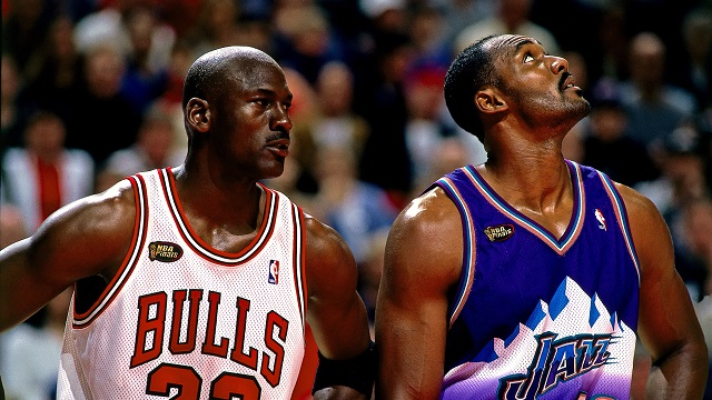 1998 NBA Finals Game 3:  Utah Jazz vs. Chicago Bulls