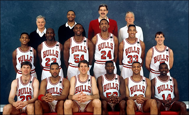 Chicago Bulls, 1991-1992