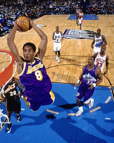 Kobe Bryant NBA All-Star Game 1998
