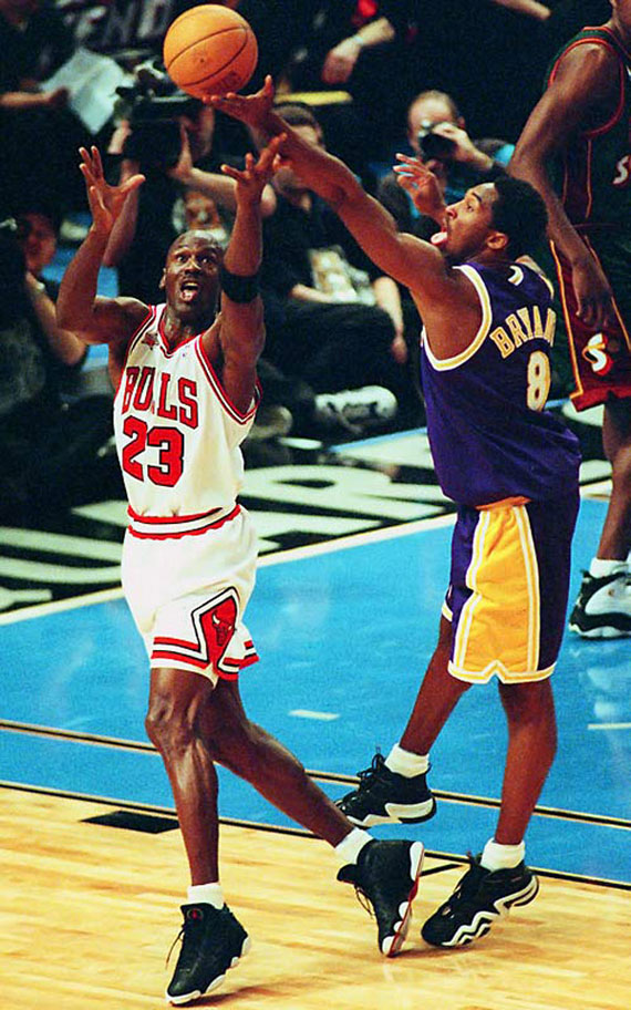 Kobe Jordan, NBA All-Star Game 1998