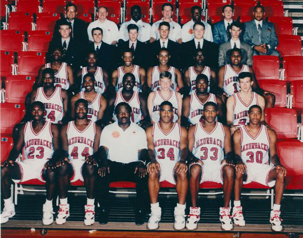 Arkansas Razorbacks 1994