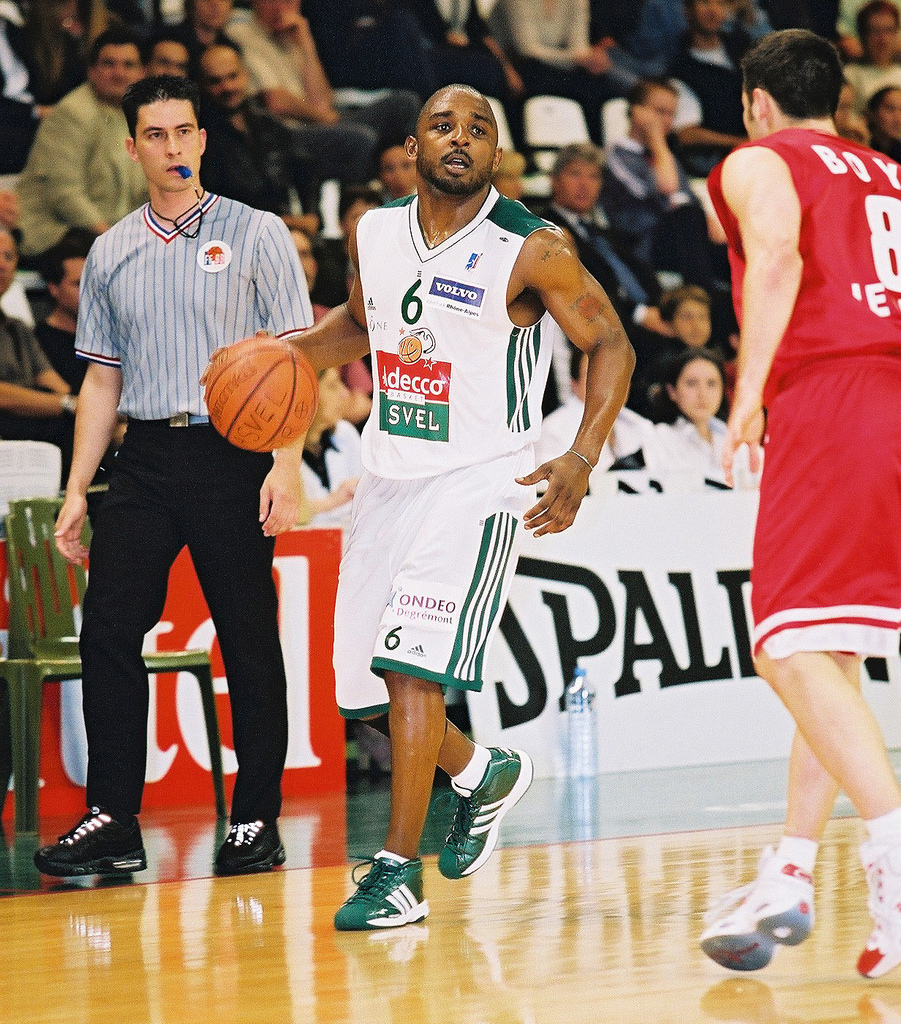 Stevin Smith, le patron de cette ASVEL 2003