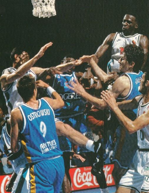 1995 pau antibes