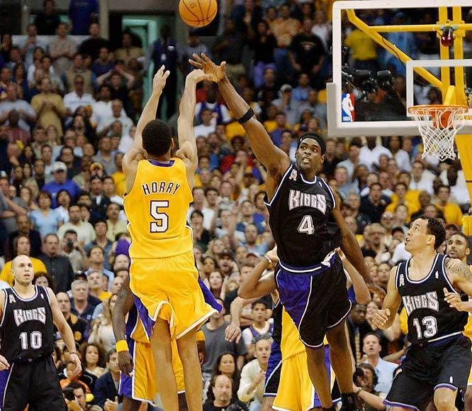 Robert Horry - The Shot - 2002