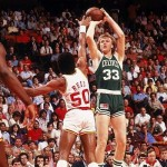 Larry Bird, NBA finals 1981