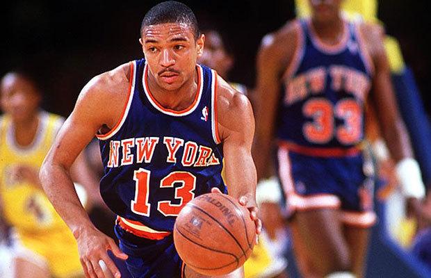 Mark Jackson Knicks