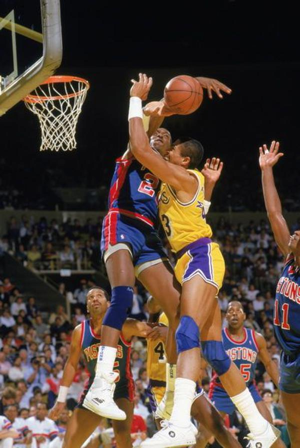 Pistons - Lakers