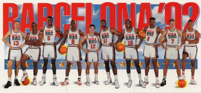 Dream Team - Barcelone 1992